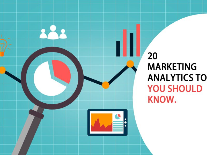 20 Marketing Analytics Tools You Have to Know About