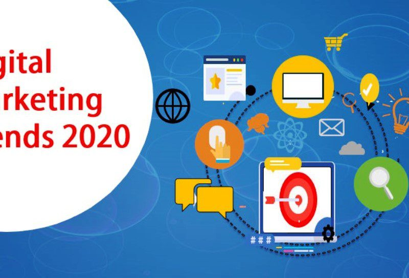 30 Digital Marketing Trends You Can't Ignore in 2020