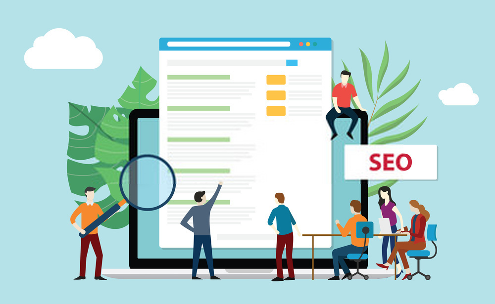 importance of SEO and analytics