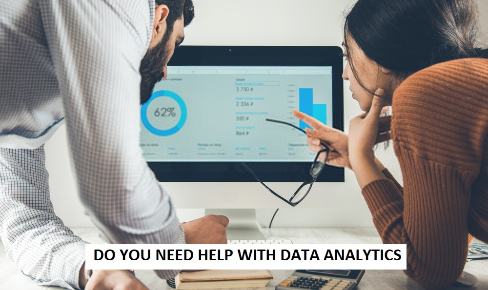 How's your business going? Need help with Analytics?